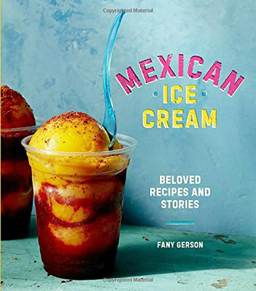 Mexican Ice Cream Cookbook