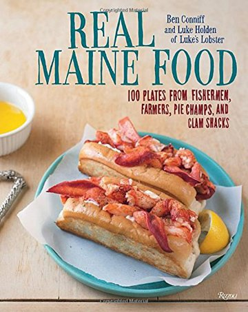 Buy the Real Maine Food cookbook