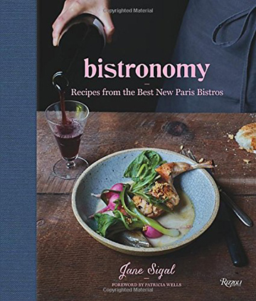 Buy the Bistronomy cookbook