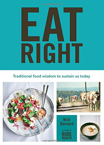 Buy the Eat Right cookbook