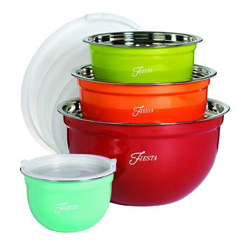 Fiesta Mixing Bowl Set