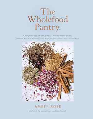 Buy the The Wholefood Pantry cookbook
