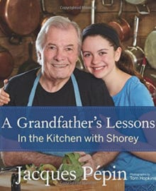 A Grandfather's Lessons Cookbook