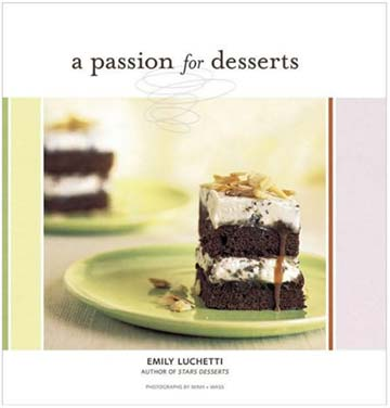 Buy the A Passion for Desserts cookbook