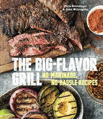 Buy the The Big-Flavor Grill cookbook