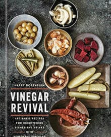 Vinegar Revival Cookbook