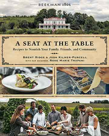 Buy the A Seat at the Table cookbook