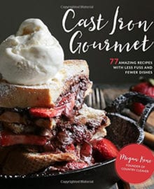 Cast Iron Gourmet Cookbook