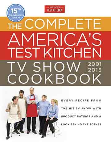 Buy the The Complete America's Test Kitchen TV Show Cookbook cookbook