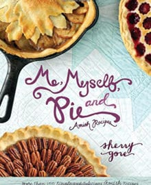 Me, Myself, and Pie Cookbook