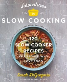 Adventures in Slow Cooking Cookbook