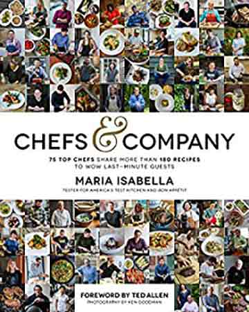 Buy the Chefs & Company cookbook