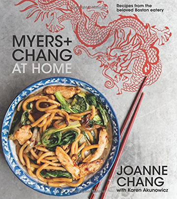 Buy the Myers + Chang at Home cookbook