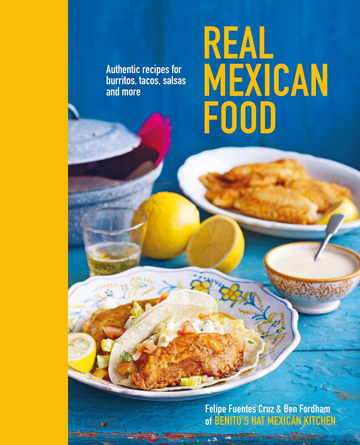 Buy the Real Mexican Food cookbook