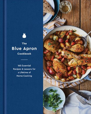 Buy the The Blue Apron Cookbook cookbook