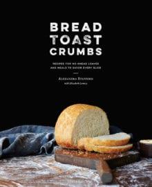 Bread Toast Crumbs Cookbook