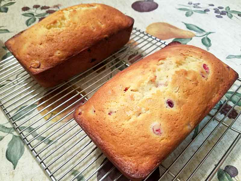Cranberry-Orange Pecan Bread