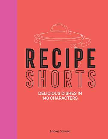 Buy the Recipe Shorts cookbook