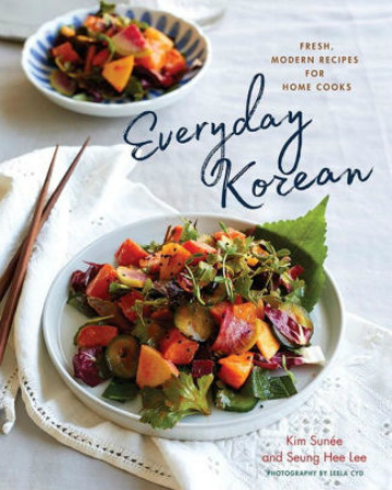 Buy the Everyday Korean cookbook