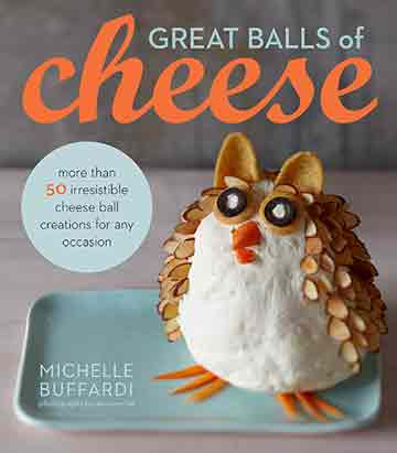 Buy the Great Balls of Cheese cookbook