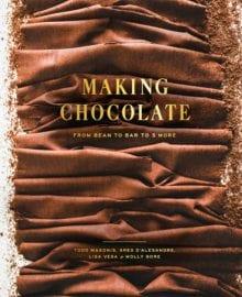 Making Chocolate Cookbook