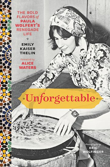 Buy the Unforgettable cookbook