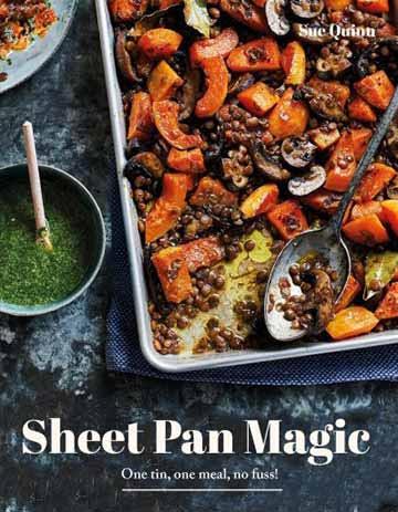 Buy the Sheet Pan Magic cookbook