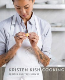 Kristin Kish Cooking Cookbook