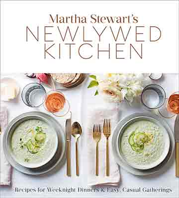 Buy the Martha Stewart's Newlywed Kitchen cookbook