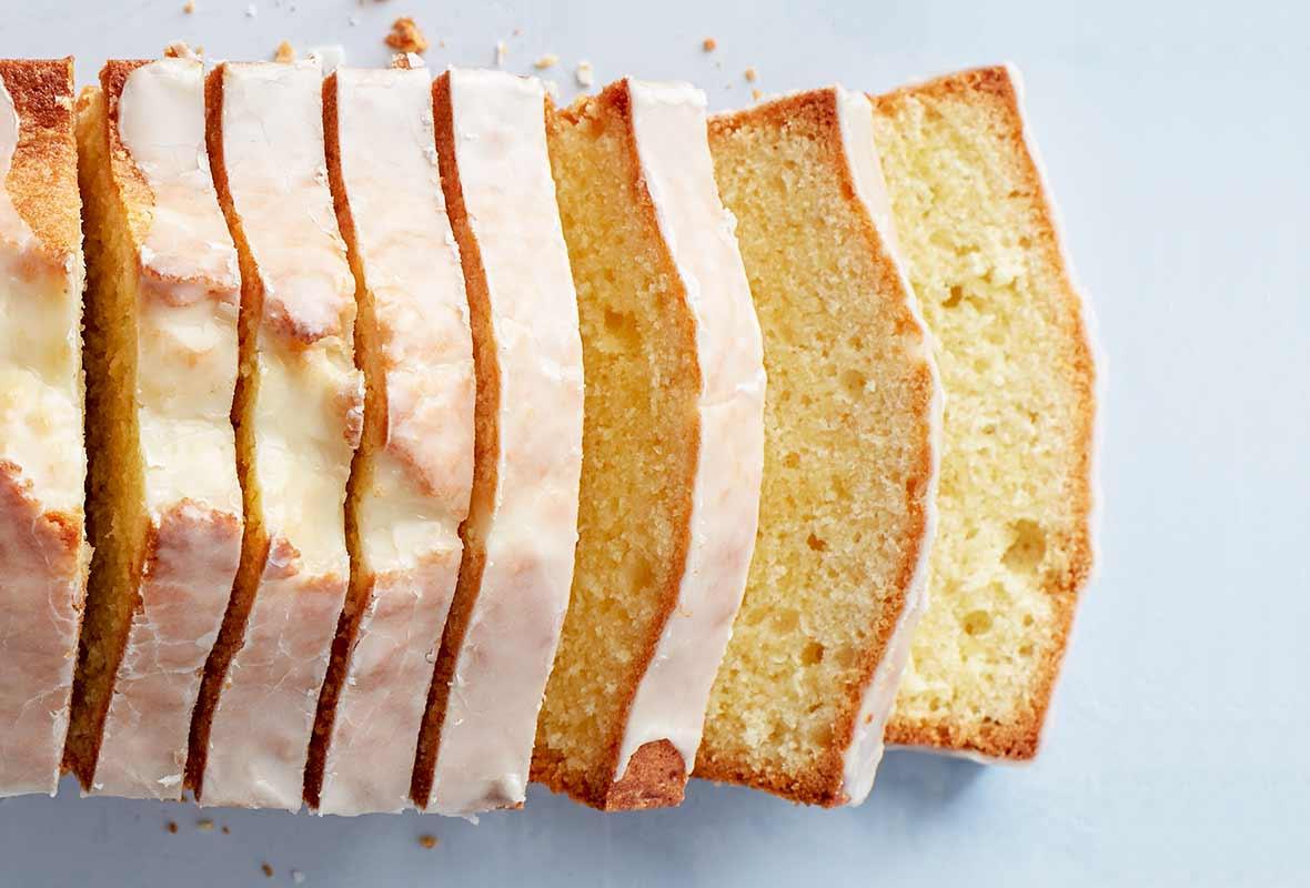 Martha Stewart Lemon Cream Cheese Pound Cake