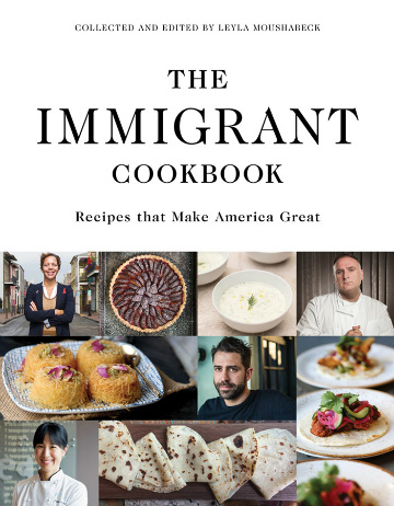 Buy the The Immigrant Cookbook cookbook