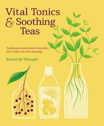 Buy the Vital Tonics & Soothing Teas cookbook