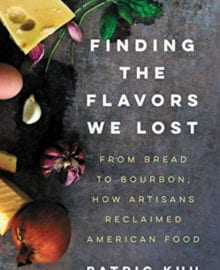 Finding The Flavors We Lost Cookbook