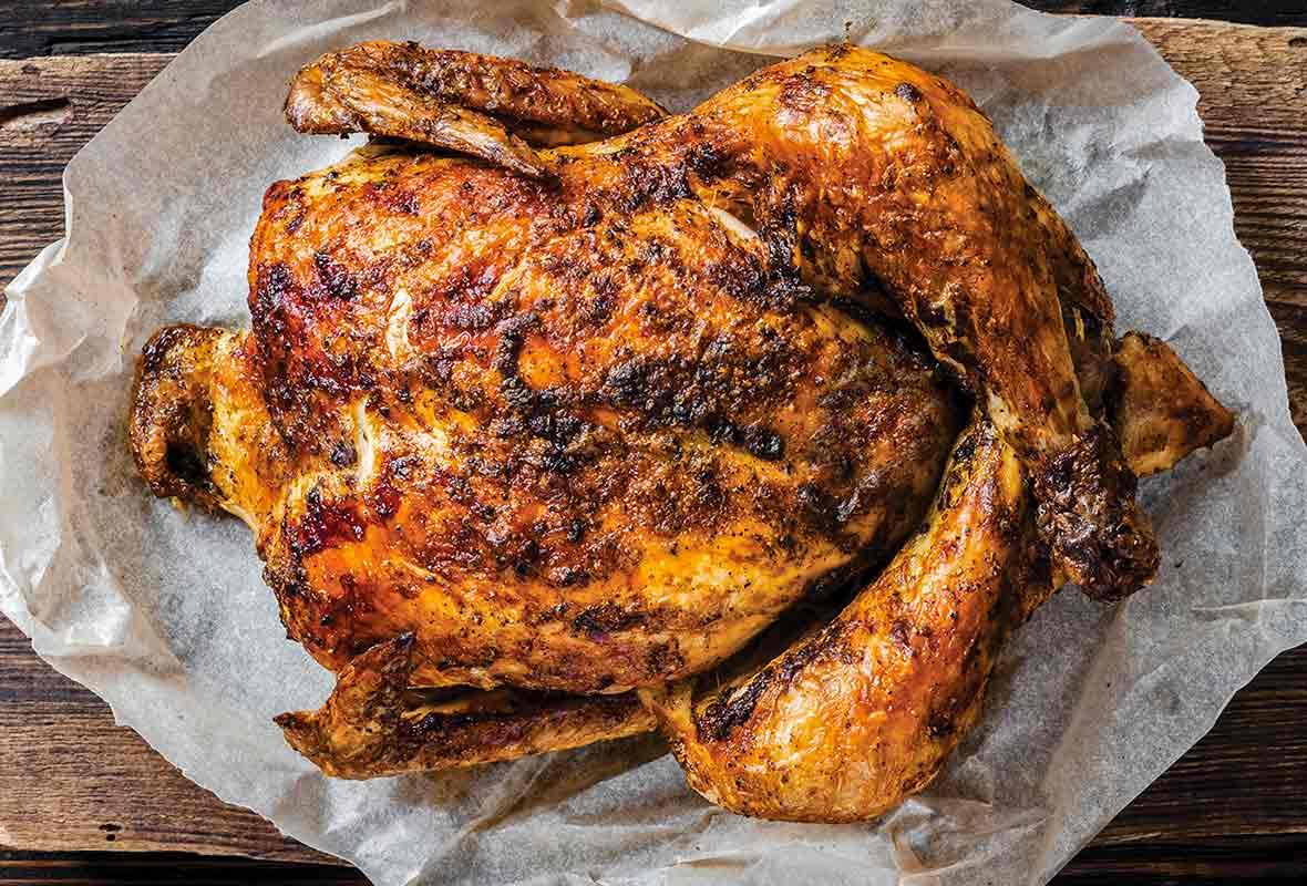 Instant Pot Rotisserie Style Whole Chicken Recipe Leite S Culinaria