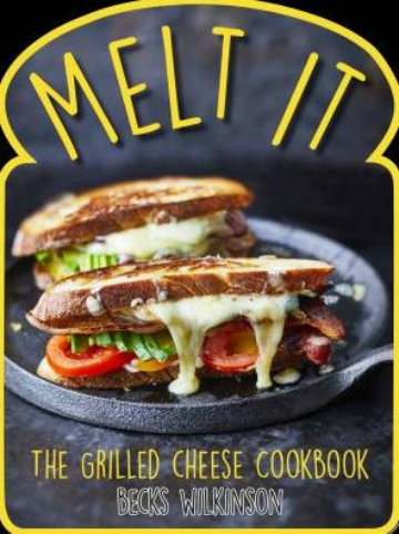 Buy the Melt It cookbook
