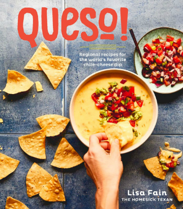 Buy the Queso! cookbook