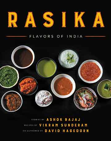 Buy the Rasika cookbook