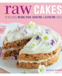 Raw Cakes Cookbook