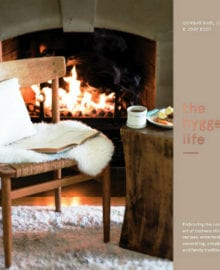 The Hygge Life Cookbook
