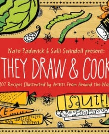 They Draw and Cook Cookbook