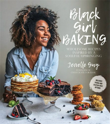 Buy the Black Girl Baking cookbook