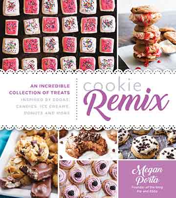 Buy the Cookie Remix cookbook