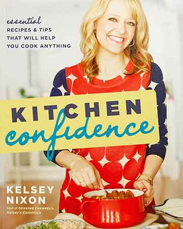 Buy the Kitchen Confidence cookbook