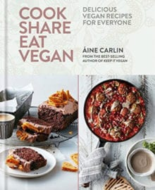 Cook Share Eat Vegan Cookbook