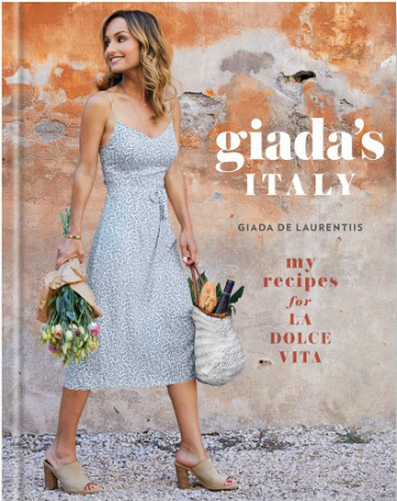 Buy the Giada's Italy cookbook