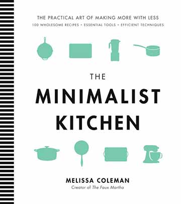 Buy the The Minimalist Kitchen cookbook