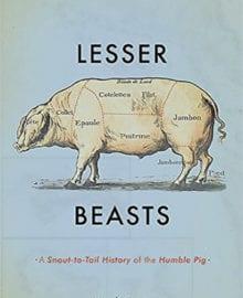 Lesser Beasts Cookbook