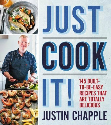 Buy the Just Cook It! cookbook