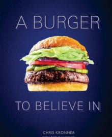 A Burger To Believe In Cookbook