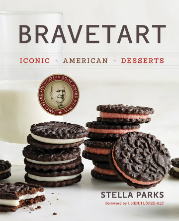 Buy the Bravetart cookbook